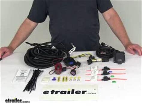 tekonsha oem replacement vehicle wiring harness  brake