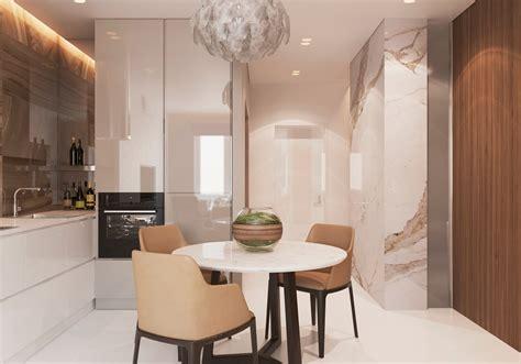 Warm Contemporary Interiors by Warm Modern Interior Design