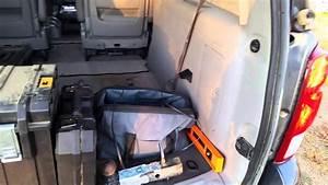 110v Outlet Chevy Uplander