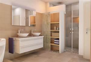 Badgestaltung Kleines Bad : badgestaltung vom designer 13qm my lovely bath magazin f r bad spa ~ Sanjose-hotels-ca.com Haus und Dekorationen