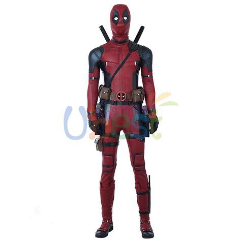 deadpool  wade wilson cosplay costume