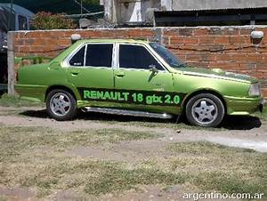 1978 Renault 18 Gtx Related Infomation Specifications