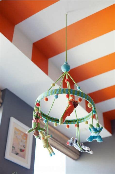 Minimalistische Einrichtung Des Kinderzimmerskleines Kinderzimmer In Orange by Babyzimmer Gestalten 50 Coole Babyzimmer Bilder