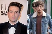 Nick Grimshaw threatened by One Direction fans over Louis ...