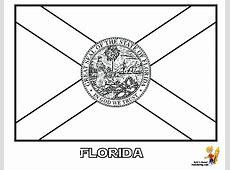 Patriotic State Flag Coloring Pages AlabamaHawaii