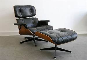 Lounge chair Eames Miller / Vitra Lausanne, Suisse