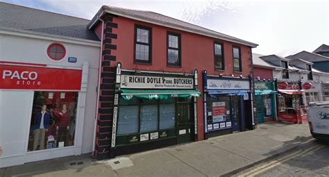 shops in wexford then and now
