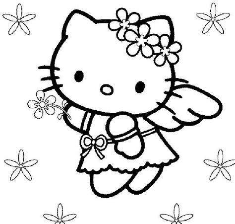 dessin hello a imprimer gratuit coloriage a imprimer hello ange gratuit et colorier