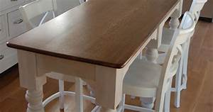 narrow counter height harvest table kitchen table with With counter height harvest table