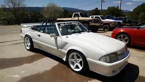 1993 Ford Mustang LX Convertible Saleen clone for sale: photos, technical specifications ...