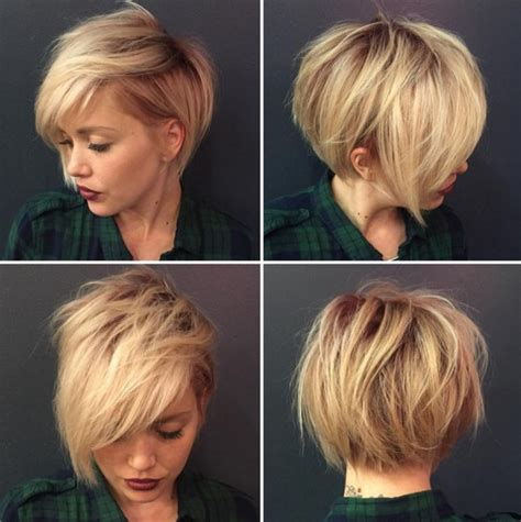 messy shaggy hairstyle  short hair short haircuts  popular haircuts