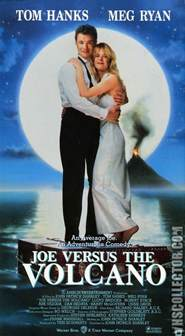 joe versus the volcano vhscollector com your analog