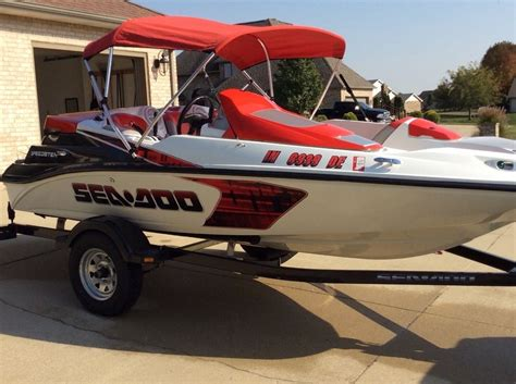 Depth Finder For Sea Doo Boat by Sea Doo Speedster 2007 For Sale For 8 400 Boats From
