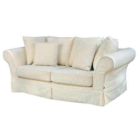 sofa 3 sitzer landhausstil 3 sitzer orlando mit husse ph 246 nix sch 246 ner leben