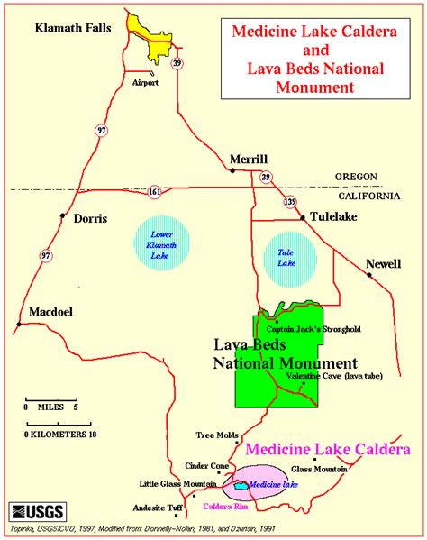 lava beds national monument wikimedia commons