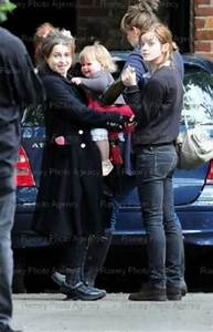 Helena Bonham Carter images Helena with Emma Watson ...