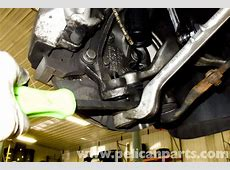 BMW E90 Front Control Arm Replacement E91, E92, E93