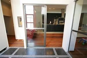 Baie Vitree Coulissante : baie vitr e coulissante interieure dthomas ~ Dallasstarsshop.com Idées de Décoration