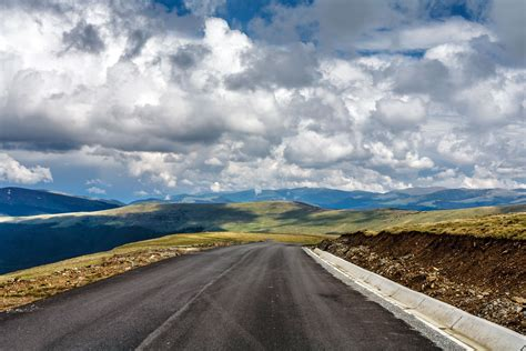 clouds, Road, Landscape Wallpapers HD / Desktop and Mobile ...