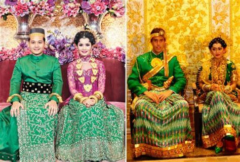 baju bodo baju pernikahan kaya warna weddingkucom
