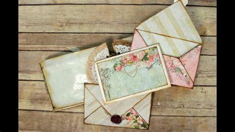 standard envelope pages assembly   ultimate diy