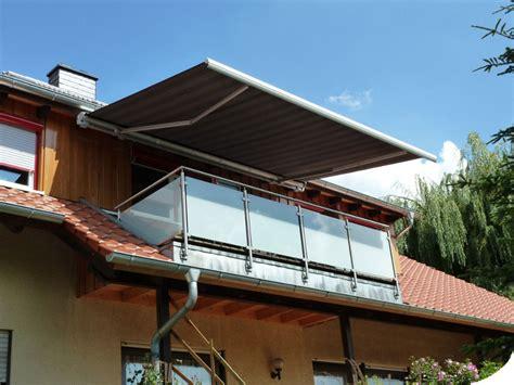 Für Balkon by Balkonmarkisen F 252 R Ihr Zuhause Rollomeister De