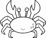 Lobster Drawing Coloring Clipartmag Printable Sea sketch template