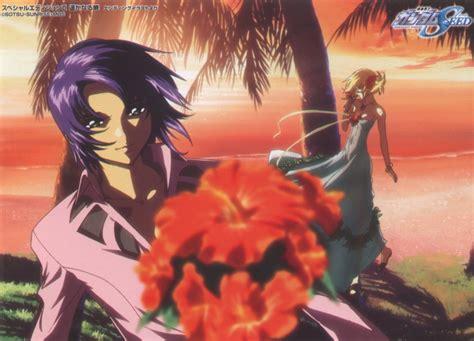 athrun zala cagalli yula athha page  zerochan anime