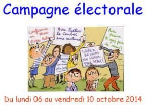 changer de bureau de vote election des délégués de classe ecole sainte