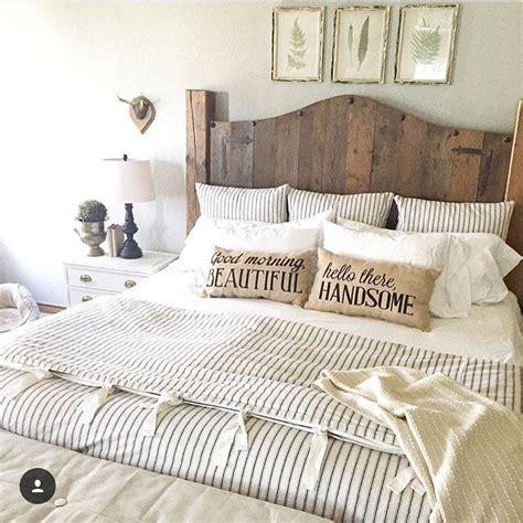 best comforter sets for couples 20 master bedroom decor ideas wood headboard ticking