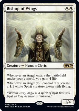 bishop  wings  core set  spoiler