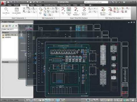 electrical cad  electrical cad software