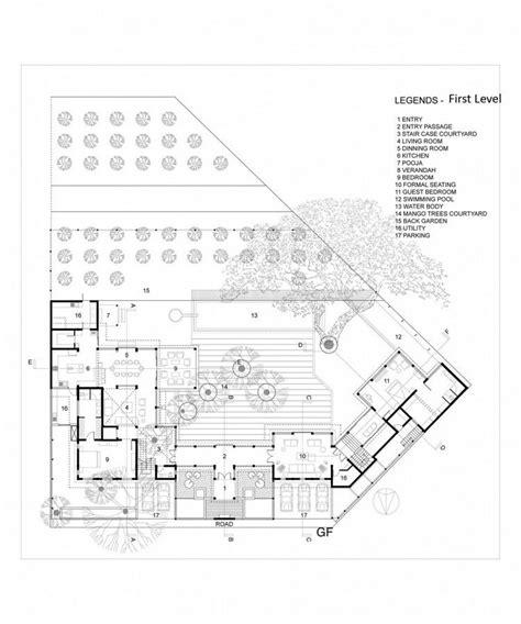 logiciel gratuit plan maison exterieur finest dallage granit et parement bois duune maison en inde design extrieur with plan exterieur