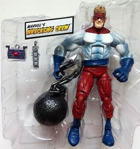 TOY REVIEW: Piledriver of The Wrecking Crew Marvel Legends ...