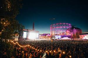Music Festivals In 2018  The Best European Events To Book