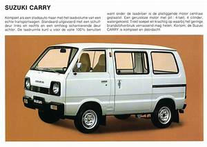 Suzuki Carry 1000  One Of The 1st Car My Father Bought In