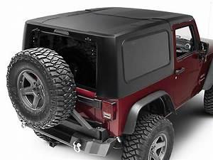 Smittybilt Jeep Wrangler 2-piece Hard Top