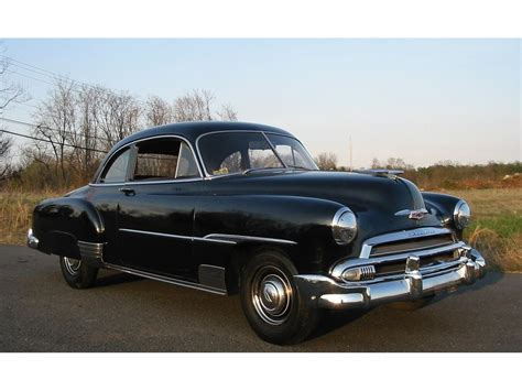 1951 Chevrolet Deluxe For Sale  Classiccarscom Cc931696