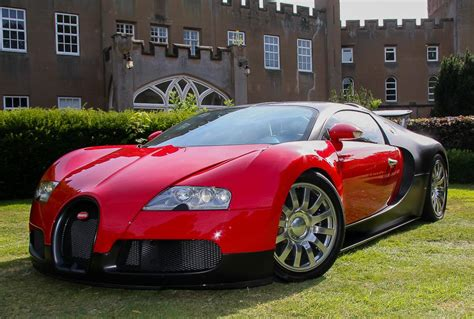 Used 2007 Bugatti Veyron For Sale In Nottingham