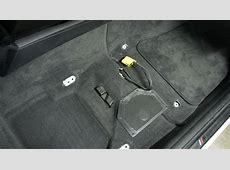 Macht Schnell Konsole für Rennsitze BMW E82, E92, 27900