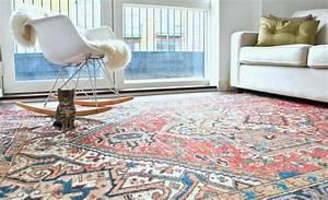 Tapis persan des idees sympas pour votre espace 24 photos for Tapis persan avec canapé ondigy