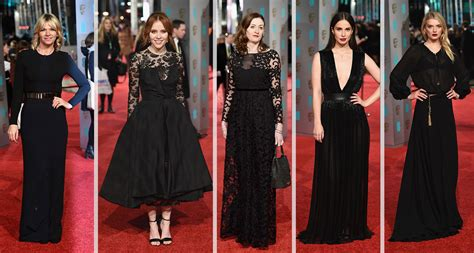 Hollywood Red Carpet Black Dresses Wwwpixsharkcom