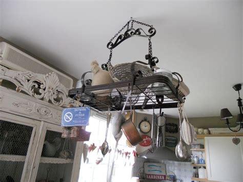 accroche ustensiles de cuisine côté cuisine esprit d 39 antan by mlle stéphie