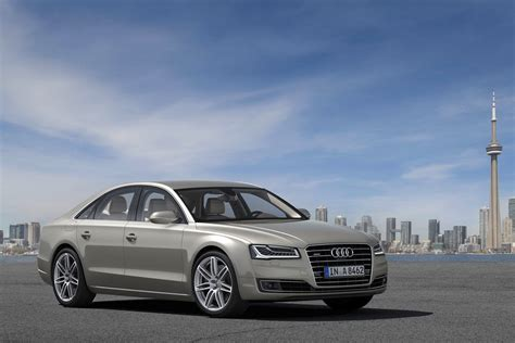 Updated 2014 Audi A8 Sedan Details And Pictures [video]