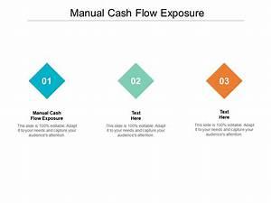 Manual Cash Flow Exposure Ppt Powerpoint Presentation