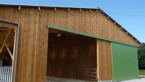 Batiment En Kit Bois : hangar agricole en bois ~ Premium-room.com Idées de Décoration