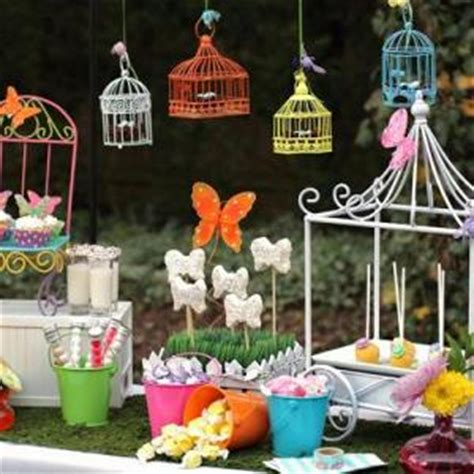 Spring Party Ideas, Spring Party Themes