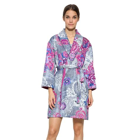 buy desigual boho bathrobe amara