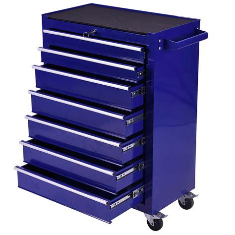 Metal Tool Box Dresser by Bentley 25 7 Drawer Metal Tool Box Rolling Cabinet Chest