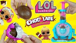 Fabrica de Huevos Sorpresa con Muñecas L O L Surprise LiL Sisters Juguetes de Titi YouTube